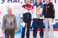 Чемпионат и Первенство города Москвы (25м) 2017photo: #russportimage