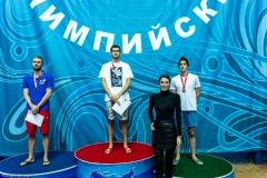 Чемпионат и Первенство Москвы по плаванию(50м) 2019. photo: #russportimage