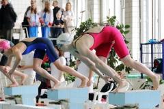 Первенство Москвы по плаванию (юноши, девушки) 22.03-25.03 2016г.