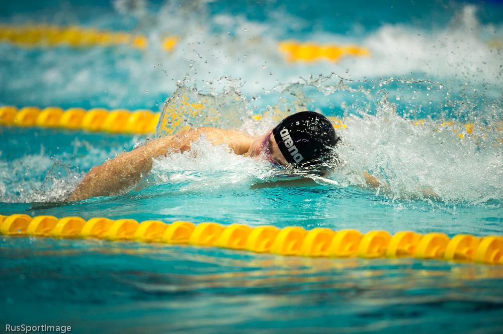 Чемпионат России по плаванию 2016. 2 день