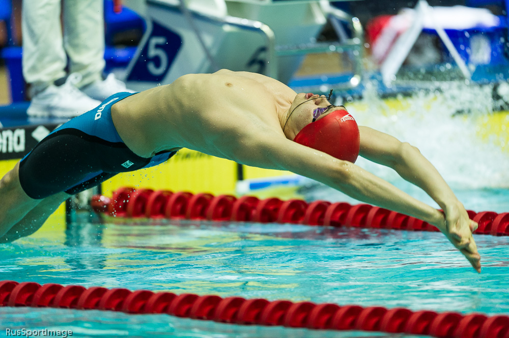 Чемпионат России по плаванию 2016. 3 день.